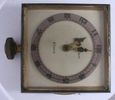 POCKET WATCH  travel clock Waltham  Size 37
