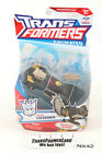 Blazing Lockdown Sealed MISB MOSC Deluxe Animated Transformers
