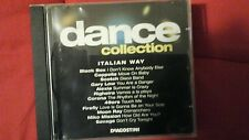COMPILATION - DANCE COLLECTION. ITALIAN WAY (CAPPELLA RIGHEIRA..) DEAGOSTINI CD