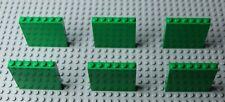 LEGO Green Bricks 1x6 x30