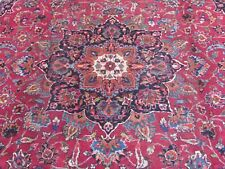 A MARVELLOUS OLD HANDMADE TRADITIONAL CARPET (390 x 300 cm)