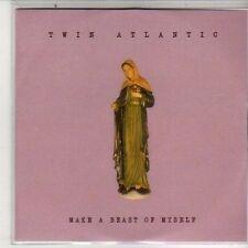 (DB200) Twin Atlantic, Make A Beast Of Myself - 2011 DJ CD
