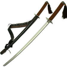 Japanese Anime Ninja Katana Handmade Samurai Sword Cosplay Collectible Replica