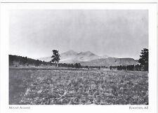 """*Postcard-""""Mount Agassiz, Arizona"""" -1867- @ ...Flagstaff, Az.  (A97-2)"""