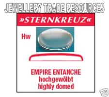 REPLACEMENT WATCH GLASS CRYSTAL HIGH DOMED - 30.0mm