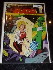 The MAZE AGENCY Comic - No 6 - Date 05/1989 - Comico Comics
