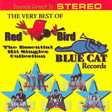 Very Best of Red Bird & Blue Cat Records by Various Artists (CD, Taragon)