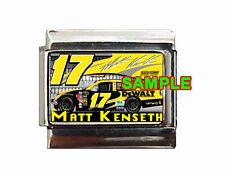 Matt Kenseth #1 Custom Italian Charm Dewalt Car and #17