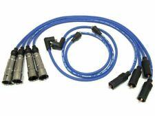 For 1976-1987 Volvo 245 Spark Plug Wire Set NGK 84832JP 1983 1977 1978 1979 1980