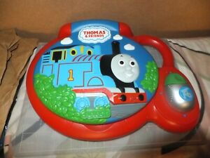 Learn And Explore Thomas The Train Laptop Toy Game Vtech WORKS