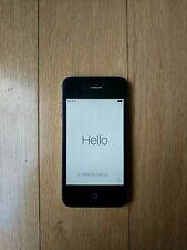 Apple iPhone 4s - 32GB - Black (Originally AT&T Now Unlocked) A1387 (GSM)