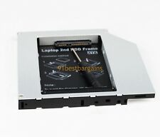 2nd Hard Drive HDD Caddy Adapter For Acer Aspire 6920 6920G 7520 7720 7720G 5920