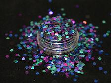 Beautiful Glitter Mix Nail Art Midnight Ocean for Acrylic & Gel Application