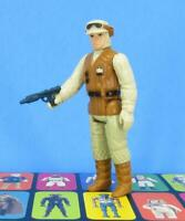 Vintage Star Wars Hoth Rebel Soldier! COMPLETE!! Molded Boots!! 1980 ESB