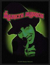 Marilyn Manson-Smells Like Children PATCH RICAMATE 10x8cm