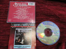 Diana Ross & The Supremes ‎– I Hear A Symphony  -  Early Motown CD