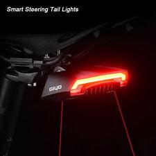 GIYO Cycling LED Light Bike Seatpost Tail Light Wireless Bike Bicycle Rear Light
