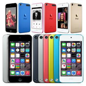 Apple iPod Touch 5th 6th Generation16GB 32GB 64GB 128GB-180 days warranty