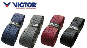 4 Stück Griffband Victor Fishbone Grip Basisgriffbänder - 4 verschiedene Farben