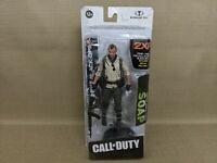 "Call of Duty Captain John MacTavish SOAP 7"" McFarlane Activision Action Figure"