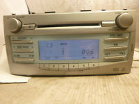 07 08 09 Toyota Camry Radio Cd MP3 Player 86120-06181 11832 BZC63