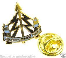 Reconnaissance Corps Lapel Pin Badge