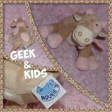Doudou peluche - Lola la vache - Noukie's - 18cm - Ref C32