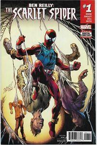 Ben Reilly: The Scarlet Spider #1 - VF/NM - Peter David