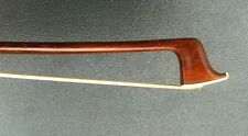 Antique Violin Bow labeled KNOLL 72 cm 65 gr ready to play