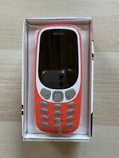 Nokia 3310 3G TA-1036  Updated Classic Design GSM Cellphone