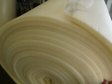 1/2 Inch Foam for auto upholstery seats with backing Sold by Continuous Yard