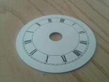 Clock Dial 57mm Roman Enam
