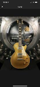 Gibson Les Paul '59 Relic Goldtop w/ Lifton Case (Read Description)