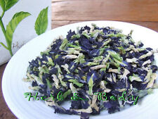 NEW DRIED BUTTERFLY PEA FLOWER TEA THAI HERB NATURAL HEALTHY BLOOD DRINK 80g