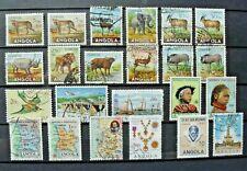 Angola Briefmarken - Afrika - ehemalige Portugiesische Kolonie