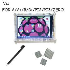 "3.5 ""TFT Raspberry Pi 2 B B + Pantalla Táctil De Pantalla Monitor Lcd + Funda + Disipador"