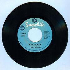 Philippines LINDA MAGNO Kabiguan OPM 45 rpm Record