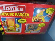 Vintage Tonka Maisto rescue ranger playset in box