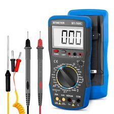 Digital Multimeter 750V 20A Kapazität Induktivität Temperatur BTMETER BT-760C