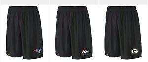 NFL Men's Big Sizes Team Logo Athletic Performance Shorts - Pick Team: XL-6XL