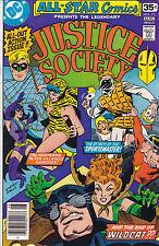 All-Star Comics #73 Vf/Nm