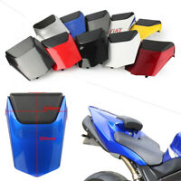 Rear Seat Cover Cowl Fairing for Yamaha YZF R1 YZFR1 2000 2001 Pillion Back