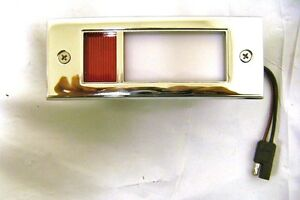 1965 65 1966 66 Ford Mustang Door Courtesy Light Lamp Right or Left Side RH = LH