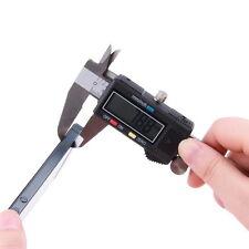 "150mm 15cm 6"" Electronic Digital LCD Steel Vernier Caliper Gauge Micrometer  YK"