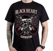Blackheart T-Shirt Rockabilly