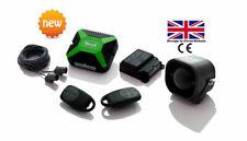 Alarmas de coche Cierre Central + immobiliser + Dual Sensor Ultrasónico + ventana más cercana