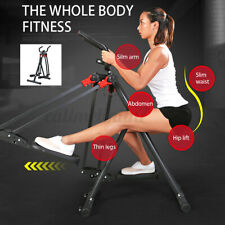Home Fitness Workout Exercise Stepper Machine Cardio Equipment Soft Handle Bar
