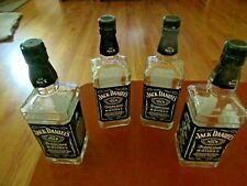 Crafting Jack Daniels 4 Tennessee Whiskey 750 ml Bottles & caps Empty