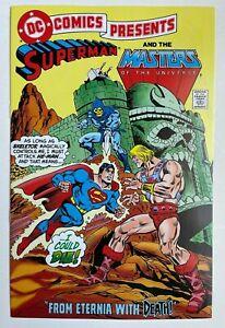 DC Comics Presents #47 - Superman 1st He-Man Collector 2009 Variant Reprint NM