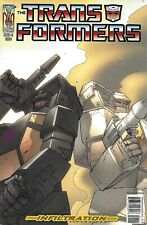 Transformers Comic Issue 1 Infiltration Cover A First Print 2006 Simon Furman